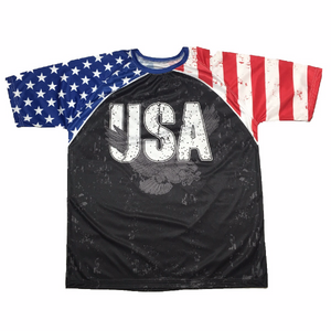 Blatant-Lacrosse-Shooting-Shirt-USA-Black