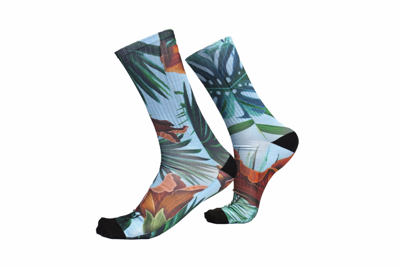 Blatant Lifestyle Socks Hawaiian