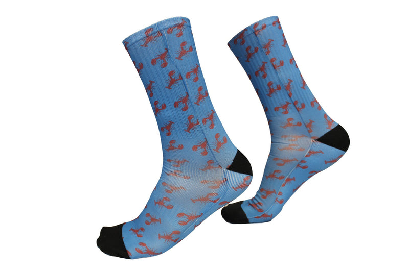 Blatant Lifestyle Lobster Socks