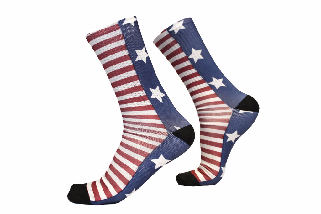 Blatant Lifestyle USA Stars and Bars Socks