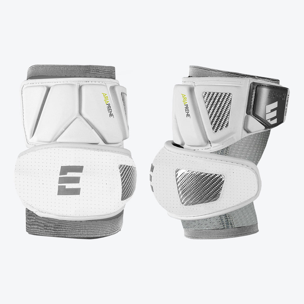Epoch Integra Elite Elbow Caps - White