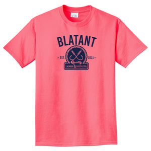 Blatant Lacrosse Captain Graphic Tee
