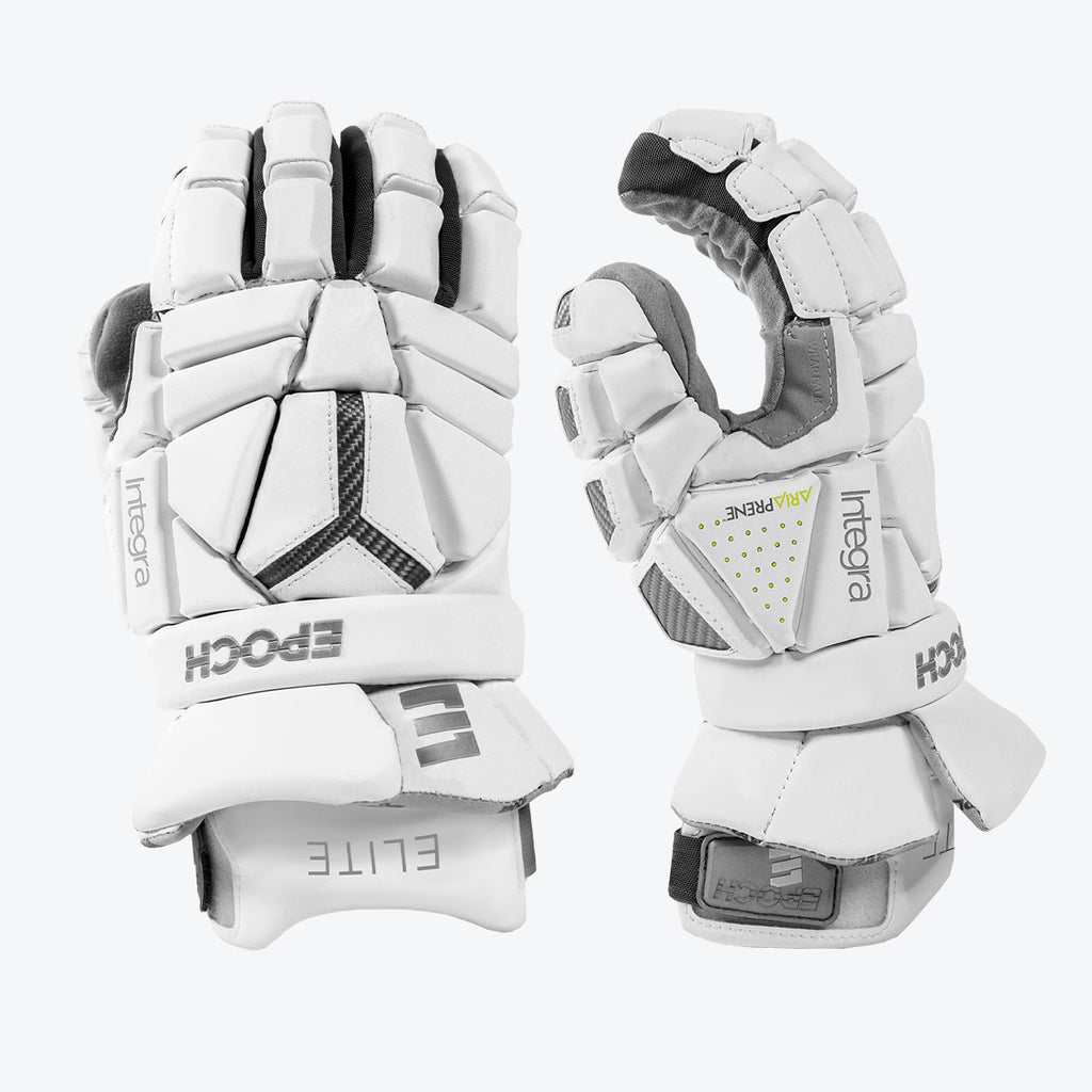 Epoch Integra Elite Gloves - White