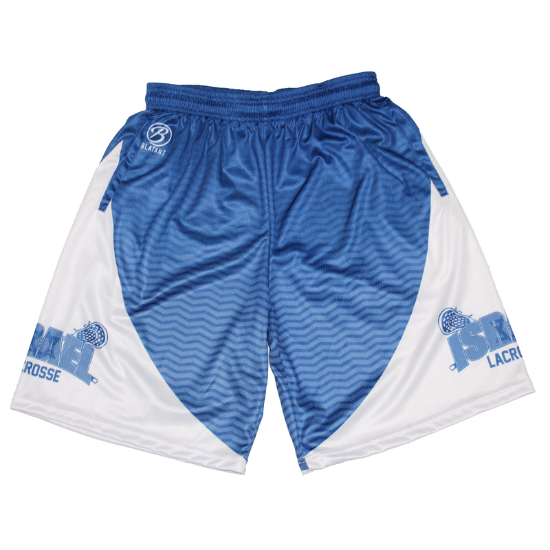 Heritage Collection: Israel Lacrosse Shorts