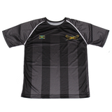 Heritage Collection Lacrosse Shooting Shirt: Jamaica