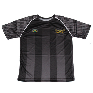 Heritage Collection: Jamaica Lacrosse Shooting Shirt