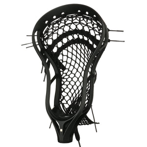 StingKing Legend Intermediate Lacrosse Head (Black/Black)