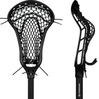 StringKing Women's Complete 2 Pro Offense Complete Stick (Black/Black)