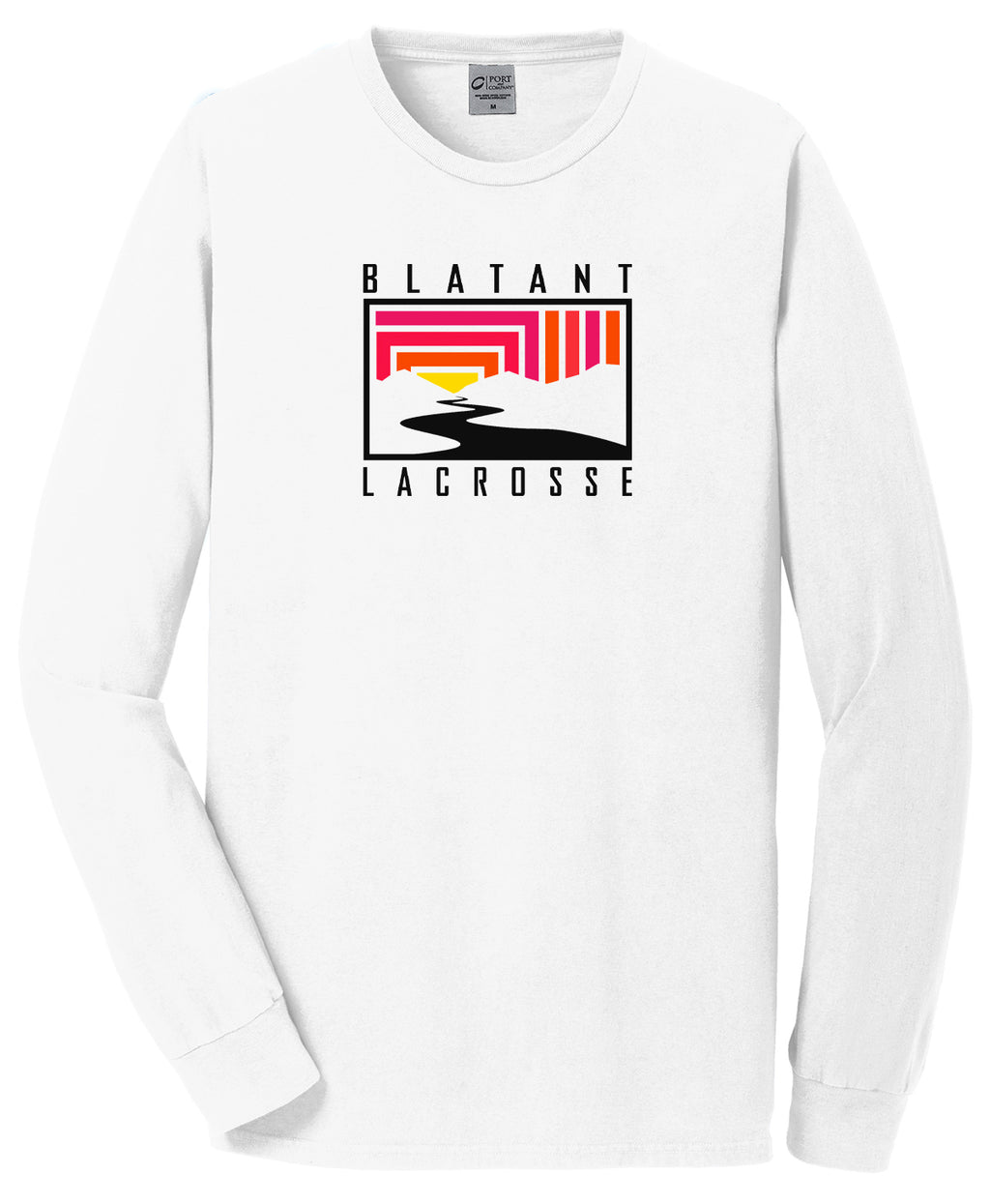 Blatant Lacrosse Ellis Graphic Long Sleeve