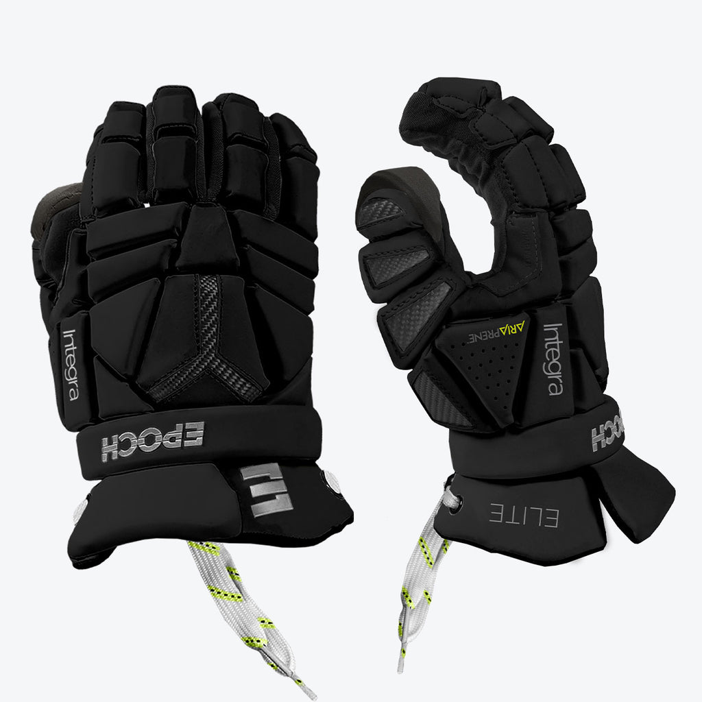 Epoch Integra Elite Goalie Gloves - Black