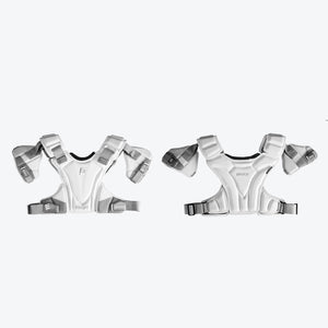 Epoch Integra Elite Shoulder Pads - White