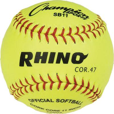 11 Inch Softball (12 Pack)
