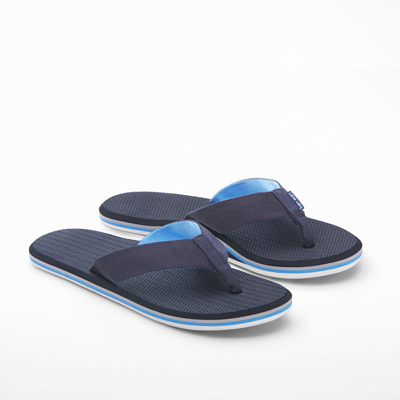 Hari Mari - Men's Dunes - Black // Gray & Blue