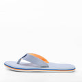 Hari Mari - Men's Dunes - Gray // Blue & Orange