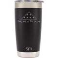 Simple|Modern + Folds of Honor - Cruiser Tumbler - 20 oz Midnight