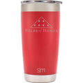 Simple|Modern + Folds of Honor - Cruiser Tumbler - 20 oz Cherry