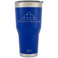 Simple|Modern + Folds of Honor - Cruiser Tumbler - 30 oz