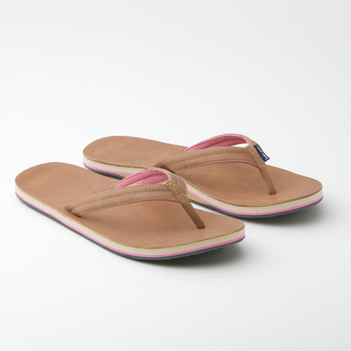 Hari Mari - Women's Lakes - Tan & Pink