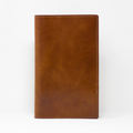 Williams & James - Leather Notebook Closed View