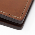 Williams & James - Leather Notebook Stitching