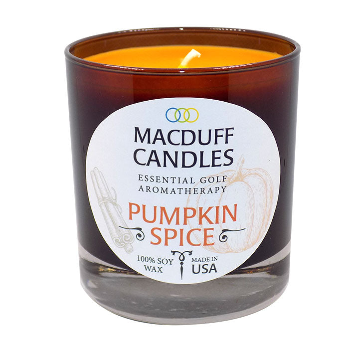 MacDuff Candles - Pumpkin Spice