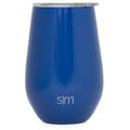 Simple|Modern - Wine Tumbler - 12oz - Twilight