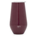 Simple|Modern - Wine Tumbler - 16 oz - Cabernet