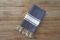 Hickory - St. Tropez - Turkish Towel