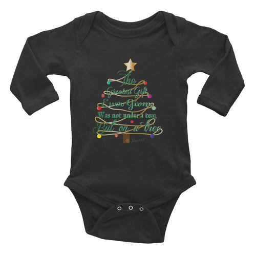 Infant Long Sleeve Bodysuit -
