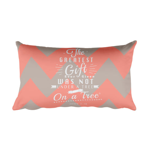 Rectangular Pillow - The Gift - Urban Style