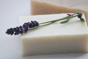 Lavender Chamomile Shampoo Bar - Natural Shampoo - The Soap Matrix