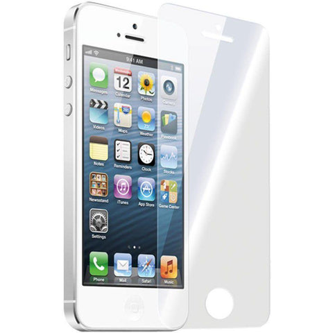 iPhone 5 Tempered Glass Screen Protector - 2 PACK