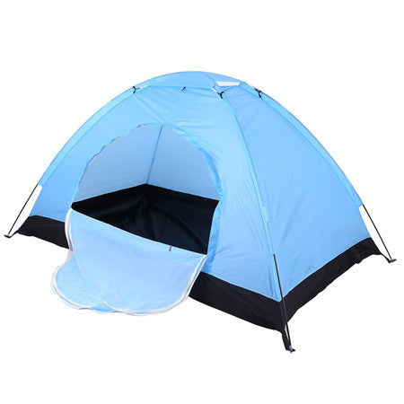 Beach Tent Sun Shade Shelter Outdoor Large Space 1-2 person Tent  sc 1 st  Outdoor Tracker & Beach Tent Sun Shade Shelter Outdoor Large Space 1-2 person Tent ...