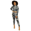 Long Sleeve Tye Dye & Legging Set