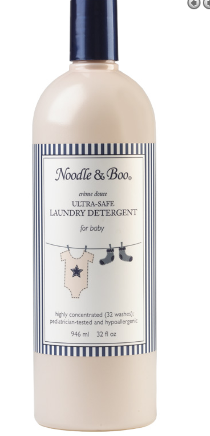 Ultra-Safe Laundry Detergent