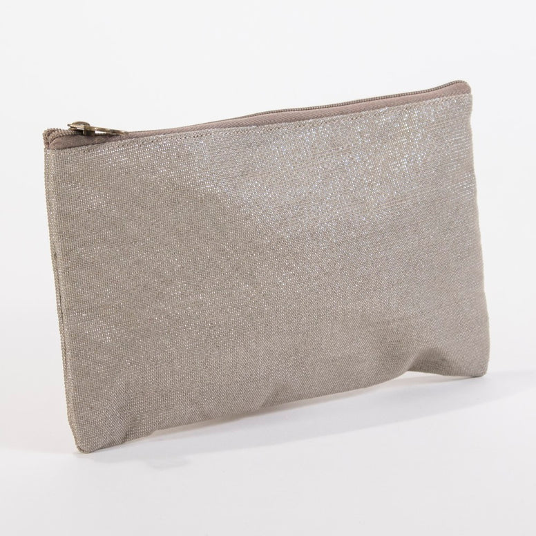 Shimmer Cosmetic Bag