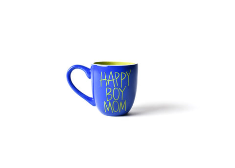 Happy Girl Or Boy Mom Mug