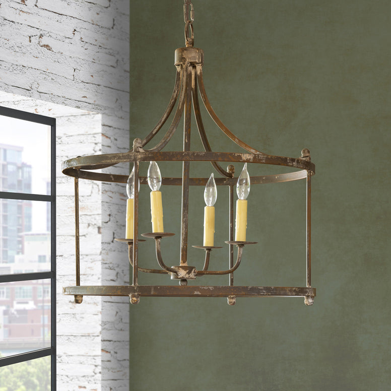 Savannah Iron Light Fixture