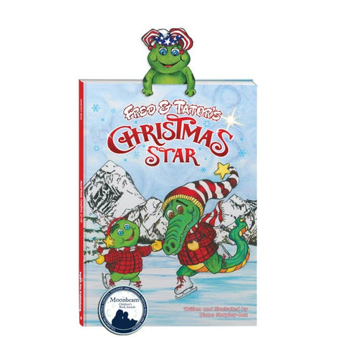 Apple Pie Publishing - Fred and Tator's Christmas Star Children's Book