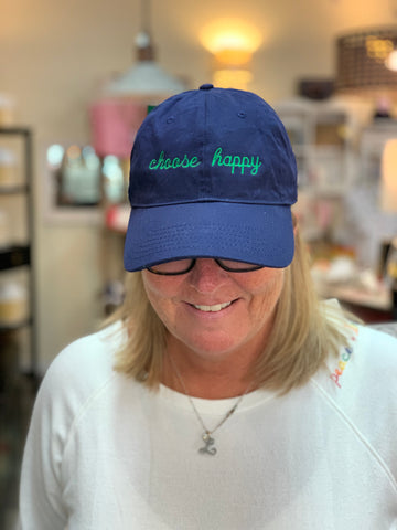 Lucy's Embroidery Hats