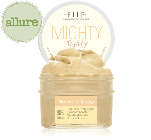 Mighty Tighty® Turmeric & Banana Tightening Mask