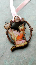 The Thrift Fairy Pendant