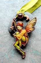 The Hawthorn Fairy Pendant