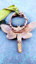 Winged Fairy Companion Pendant