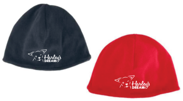 Fleece Beanie Hat - Harley's Dream