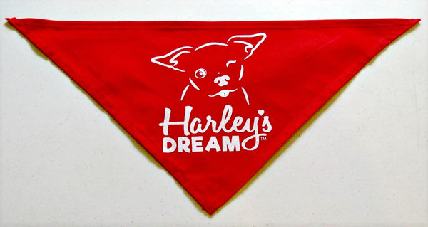 Dog Bandana - Harley's Dream