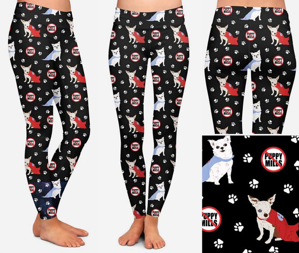 Harley & Teddy Leggings