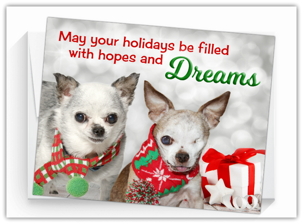 Holiday Cards - Hopes & Dreams (set of 6)