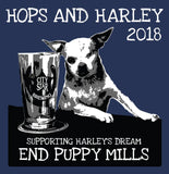 2018 Hops & Harley Ladies Relaxed Fit Shirt