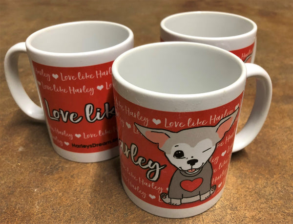 Coffee Mug - Love Like Harley